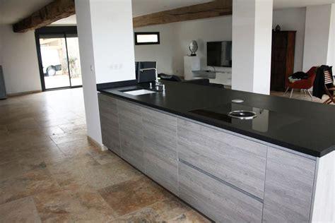 meuble de cuisine alno 92 antony plan de travail granit noir