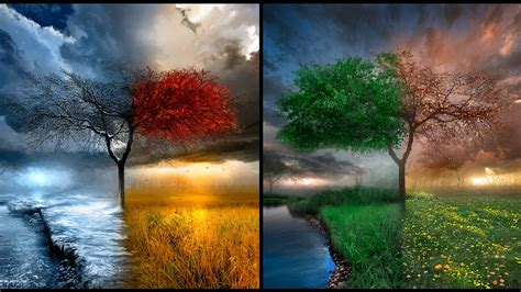 Nature, Seasons Wallpapers Hd / Desktop And Mobile Backgrounds