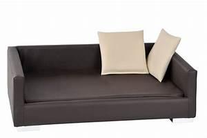 Panier Chien Design : canap pour chien lucky gr marron beige panier et corbeille ~ Teatrodelosmanantiales.com Idées de Décoration