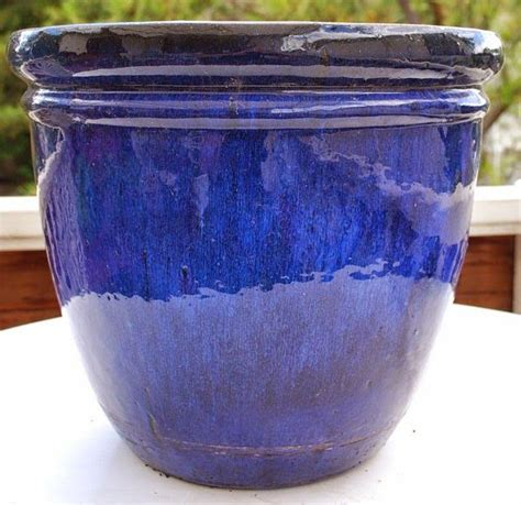 Outdoor Pottery Planters by Outdoor Ceramic Pot How To Maintain Outdoor Glazed