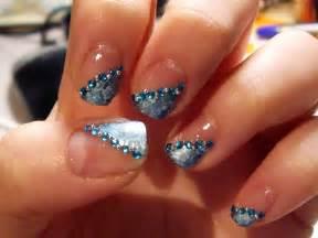 Simple nail designs acrylic nails