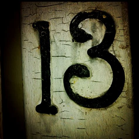 Astrology Importance Of Number 13
