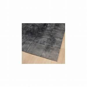 tapis walker cuir de vache fabrication francaise With tapis cuir vache