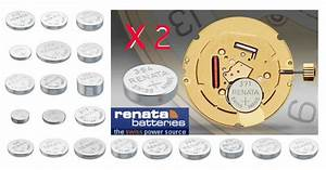 Watch Battery Pricing  U0026 Cross Reference Guide