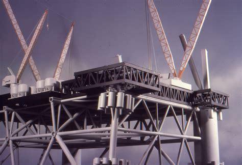 offshore drilling platform scale models unlimited
