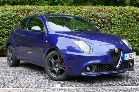 Alfa Romeo Mito Hatchback (from 2009) Used Prices