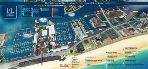 Fort Lauderdale Boat Show Guide by Fort Lauderdale Boat Show Ft Lauderdale Water Taxi Autos