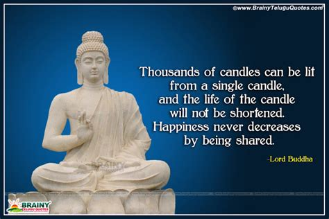 A jug fills drop by drop. Best Buddha Happiness Quotes and Sayings in English with HD Images   BrainyTeluguQuotes ...