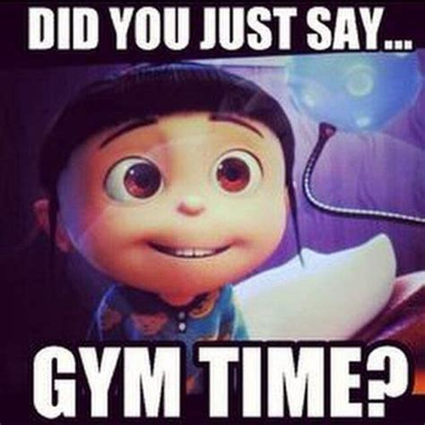 Gym Girl Meme - chit chats with that adopted girl