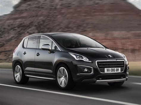 peugeot new car prices 2016 peugeot 3008 1 6l overview price