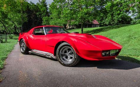 Custom Vette: 1970 Chevrolet Corvette