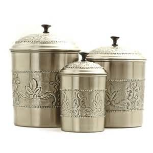 metal canisters kitchen canister sets house home