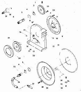 Sears Model 18999 Air Compressor Genuine Parts