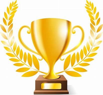 Winner Trophy Clipart Golden Transparent Clip Pinclipart
