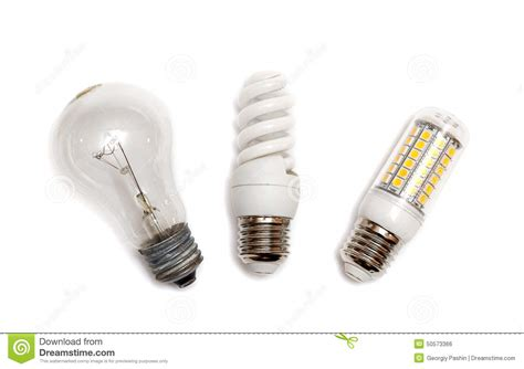 different types of light bulbs different types of light bulbs stock photo image 50573366