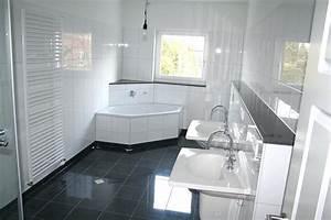 Badezimmer Fliesen Grau Weiß : bad grau wei zeitgen ssisch on andere f r badezimmer weis ~ Watch28wear.com Haus und Dekorationen