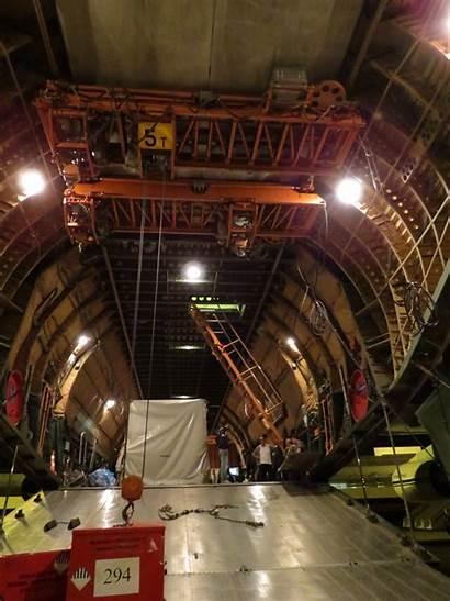 Antonov Inside Space Storage Esa