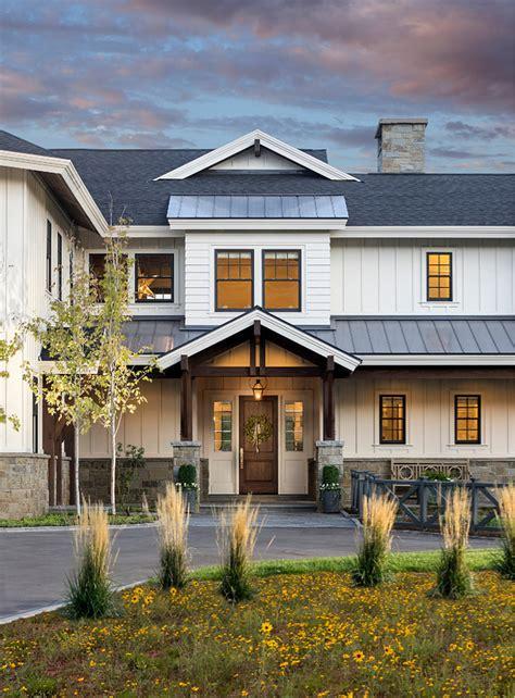 surprisingly new farmhouse designs white houses with black window trim on virginia