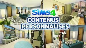 tutoriels sims 4 telecharger des contenus personnalises With sims 4 meuble a telecharger