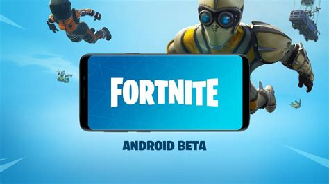 sign    fortnite android beta