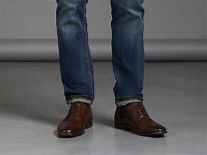 Brown Shoes With Jeans - Oasis amor Fashion