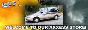 Nissan Axxess Parts  Axxess Sport Compact Car Parts