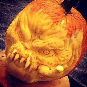 extreme pumpkin carving with jon neill With extreme pumpkin carving templates