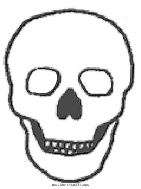 masques dhalloween  imprimer pour enfants