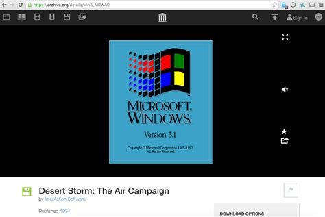 1,500 Windows 3.1 Shareware Apps Are Now Free