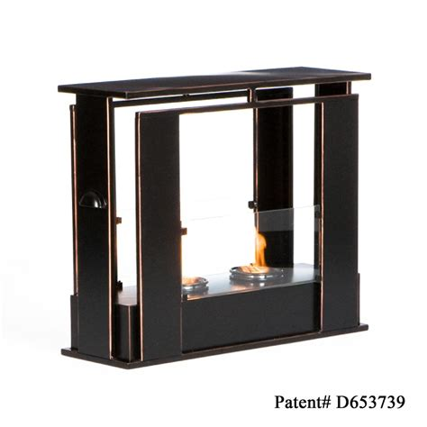 amazoncom sei portable indooroutdoor fireplace kitchen