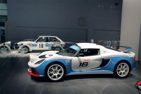 lotus exige  gt rally car unleashed