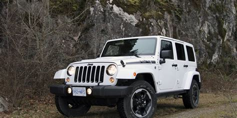 jeep polar edition wheels suv review 2014 jeep wrangler polar edition driving