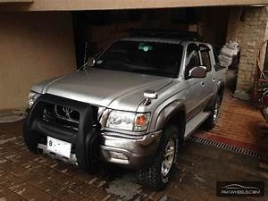 Toyota Hilux Tiger 2002 For Sale In Islamabad