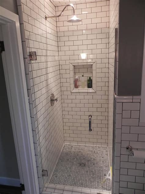 Recessed Shower Niches ? Bathroom Renovations