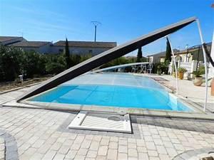 Fabriquer Un Abri De Piscine : fabricant d 39 abri piscine montpellier h rault bel abri ~ Zukunftsfamilie.com Idées de Décoration