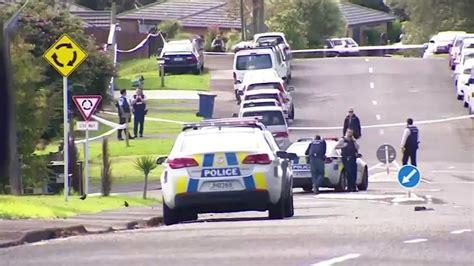 ครั้งแรกในรอบกว่า 10 ปี ตร.นิวซีแลนด์ไร้อาวุธ ถูกคนร้ายยิง ...