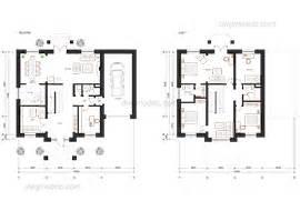 type  houses dwg models