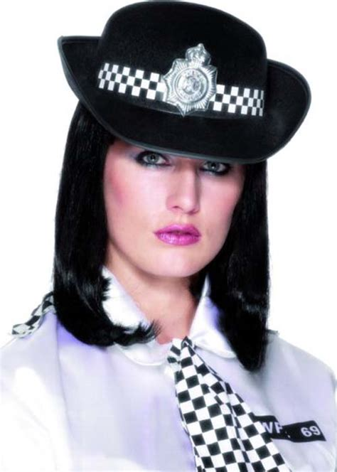 Adult WPC Policewoman Hat