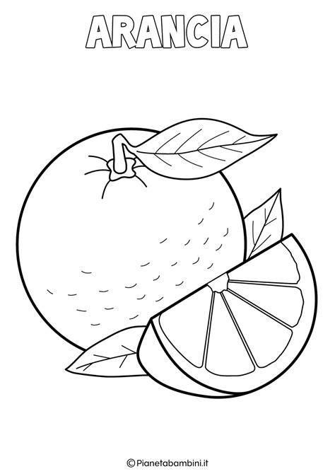 disegni  frutta invernale da colorare disegni