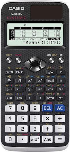 casio fx   fx es fx es  fx es  scientific calculators numericana