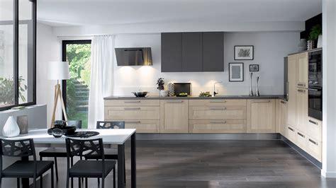 cuisine effet bois cuisine équipée wooden style authentique bois