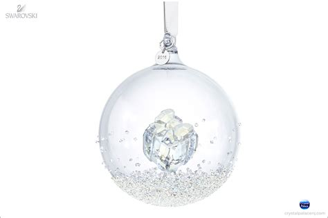swarovski christmas ball ornament annual edition 2016