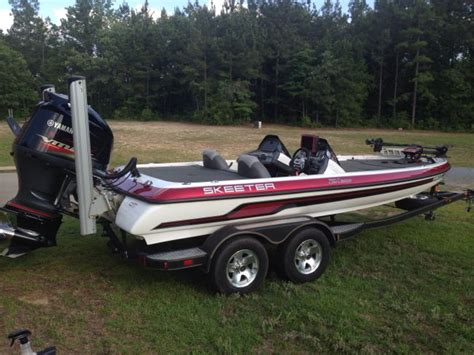 Bass Boat Central For Sale by 2012 Skeeter Zx 200 Bass Boat For Sale In Central And