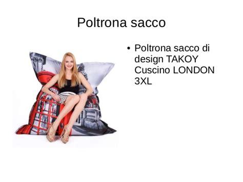 Poltrona Sacco