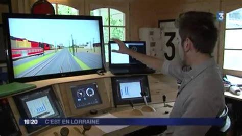 siege simulateur de conduite simulateur de conduite de simcab passage sur fr3