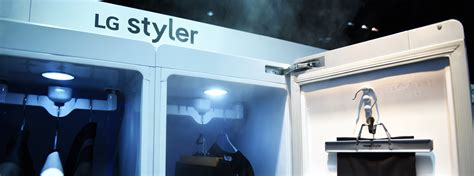 new lg styler steam closet will keep you looking