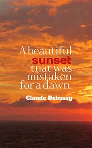 Beautiful Sunset Quotes Life