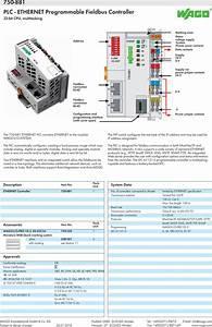 750 881  Ethernet Controller Manual