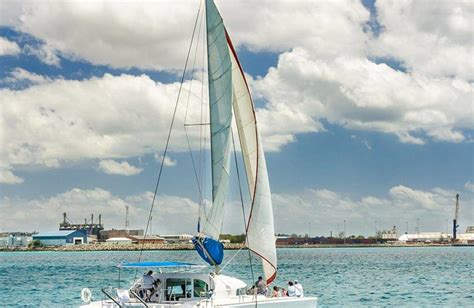 Catamaran Sailing From Start To Finish by Catamaran Sailing Gallery