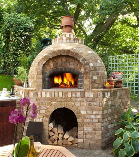 dome leggero wood fired oven  jamie oliver brick